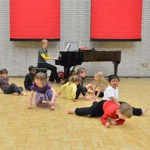 Dalcroze Children's Class