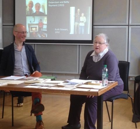 Jane Holmes & John EC 2016